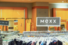 Mexx Royalty Free Stock Images