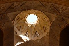Meybod水库,Meybod,伊朗的圆顶 库存图片