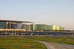 Meydan hippodrome dubai Stock Image