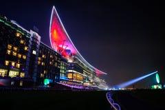 Meydan-Hotel in Dubai, UAE Lizenzfreies Stockbild