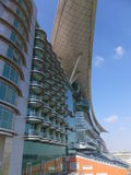 Meydan Hotel in Dubai, UAE Stock Photos
