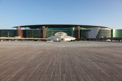 Meydan Race Club in Dubai Royalty Free Stock Photo