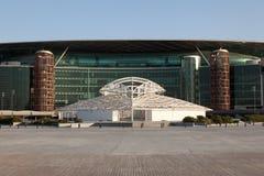 Meydan Racecourse in Dubai Stock Image