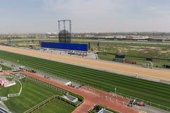 Meydan Racecourse w Dubaj, Zjednoczone Emiraty Arabskie Zdjęcie Royalty Free
