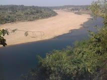 meyendar του ποταμού kangsabati στοκ εικόνες