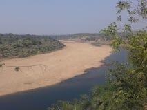 meyendar του ποταμού kangsabati στοκ εικόνα με δικαίωμα ελεύθερης χρήσης