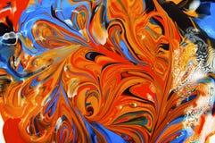 Mezcla abstracta Fotos de archivo