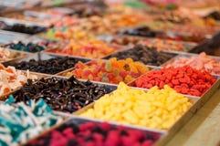 Mezcla de caramelos Fotografía de archivo libre de regalías