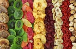 Mezcla de frutas secadas Imágenes de archivo libres de regalías