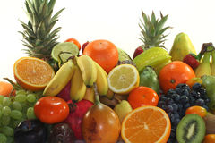 Mezcla de la fruta foto de archivo libre de regalías