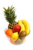 Mezcla de la fruta Foto de archivo