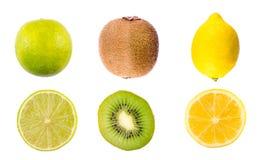 Mezcla de la fruta tropical imagen de archivo libre de regalías