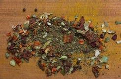 Mezcla de las especias Fotografía de archivo libre de regalías