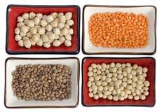 Mezcla de las legumbres Foto de archivo libre de regalías