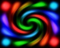 Mezcla del arco iris Foto de archivo libre de regalías