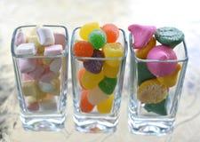 Mezcla del caramelo Imagenes de archivo