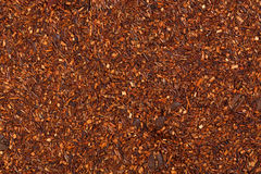 Mezcla del té del guarana, café, avellana, bayas del goji Té anaranjado foto de archivo libre de regalías