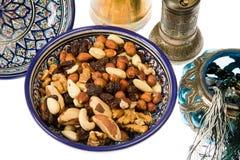 Mezcla Nuts Imagen de archivo libre de regalías