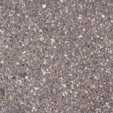 Mezclado concreto con los chippings de piedra Fotografía de archivo libre de regalías