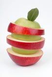 Mezclado-fruta Fotos de archivo
