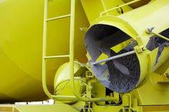 Mezclador concreto Fotografía de archivo