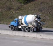 Mezclador de cemento Fotos de archivo