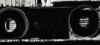 Mezclador de DJ libre illustration