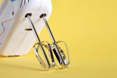 Mezclador eléctrico Foto de archivo libre de regalías