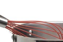 Mezclador rojo Imagen de archivo libre de regalías