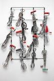 Mezcladores de la mano Imagen de archivo