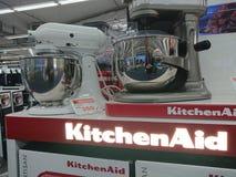 Mezcladores del soporte de KitchenAid fotos de archivo libres de regalías