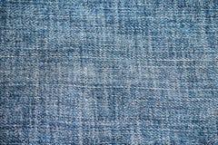 Mezclilla azul Fotografía de archivo libre de regalías
