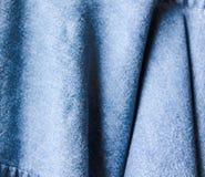 Mezclilla azul fotos de archivo libres de regalías