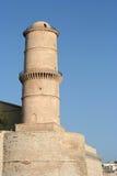 Mezclilla del st de la fortaleza imagen de archivo