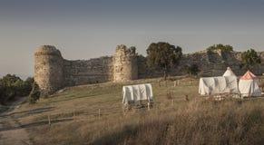 Mezek fortress Royalty Free Stock Photo