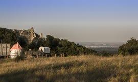 Mezek fortress Stock Photo