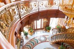 Mezhigirya residence of Yanukovich Stock Images