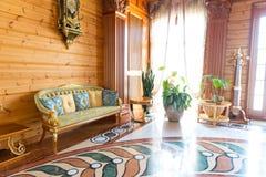 Mezhigirya residence of Yanukovich Stock Photos
