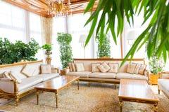 Mezhigirya residence of Yanukovich Royalty Free Stock Photos