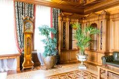 Mezhigirya residence of Yanukovich Stock Photography