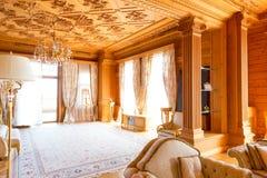 Mezhigirya residence of Yanukovich Royalty Free Stock Image
