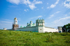Mezhirich fortress Royalty Free Stock Photos