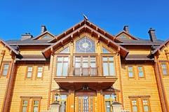 Mezhyhirya -前总统亚努科维奇前私人住宅  免版税库存照片