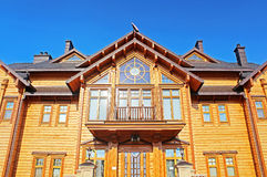 Mezhyhirya - former private residence of ex-president Yanukovich Royalty Free Stock Photo