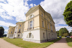 Mezotne Palace Royalty Free Stock Photo