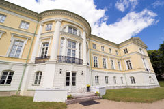 Mezotne Palace Royalty Free Stock Image