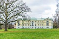 Mezotnes  old castle. Royalty Free Stock Photography