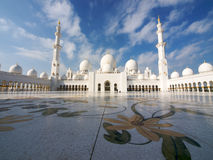 Mezquita árabe Imagen de archivo libre de regalías