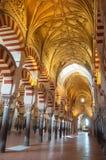 Mezquita της Κόρδοβα στοκ εικόνες