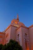 Mezquita 3 de Dubai foto de archivo